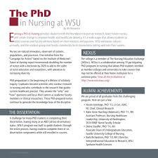 focus on nursing