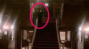 ghostly image captured at the stanley hotel the inspiration for