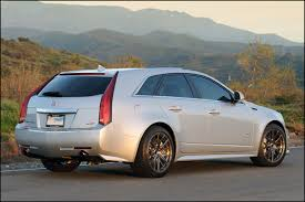 cadillac cts 2011 for sale hennessey v650 2011 cts v sport wagon is badass