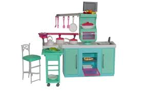 barbie size set dollhouse cooking corner kitchen furniture huaheng