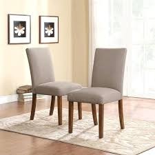 Cotton Dining Chair Covers Excellent Grey Linen Dining Chair Covers Seat Slipcovers Nz Room