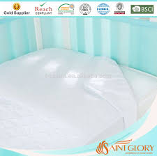 Mattress Toppers For Cribs by Waterproof Mattress Protector Waterproof Mattress Protector