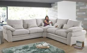 Corner Sofas And Corner Sofa Beds Fabric  Leather Corner Groups - Cornor sofas