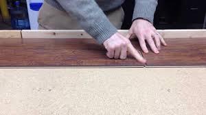 Tarkett Laminate Flooring Problems Angle To Angle Installation Youtube