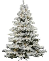 fall into this deal on 3ft flocked alaskan pine artificial