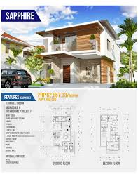 Philippine House Floor Plan Prime Sapphire Popup1 Build Your