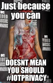 Because I Can Meme - just because you can meat bikini meme on memegen