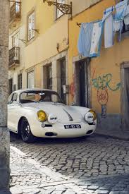 urban outlaw porsche portuguese porsche 356 is an outlaw roaming lisbon u2022 petrolicious