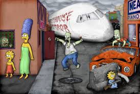 the simpsons halloween of horror watching the simpsons u0027 treehouse of horror by otterandterrier on