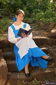 Belle Halloween Costume Blue Dress 78 Belle Blue Dress Images Belle Blue