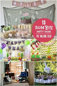 walking dead party supplies 108 best walking dead birthday images on