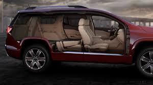 gmc terrain back seat gmc terrain 2017 interior youtube