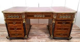 bureau ministre importante bureau ministre empire con doble cara antiquités