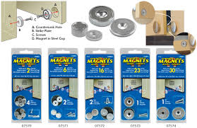magnetic lock kit for cabinets cabinet latch magnets master magnetics inc