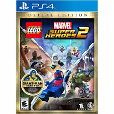 Superhero Toaster Lego Marvel Super Heroes 2 Deluxe Edition Playstation 4 Best Buy