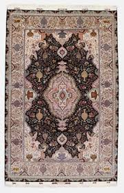 Black Persian Rug 70 Raj Tabriz Persian Rugs Black Tabriz Persian Carpet