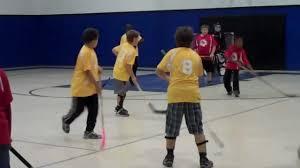 children u0027s floor hockey 2012 youtube