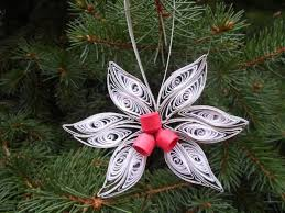image collection make paper christmas tree ornaments all can
