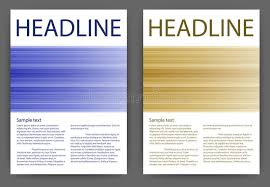 magazine layout size abstract design vector template layout for magazine brochure flyer