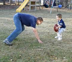 family traditions the football season opener
