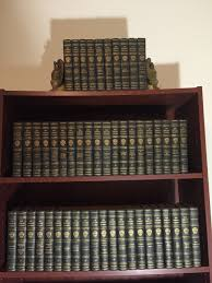 harvard classics complete set 51 volumes first edition the five