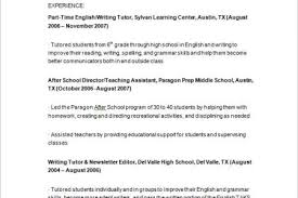 Resume For English Tutor Essays About Self Importance Genealogy Research Newspapers