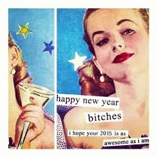 happy new year bitches pictures photos and images for