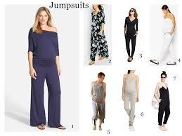 maternity jumpsuits trend alert 7 maternity styles you ll see in stores this year