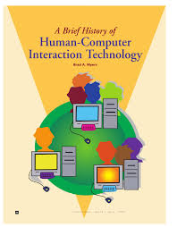 a brief history of human computer interaction technology pdf