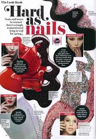 ciate featured in cosmopolitan magazine february 2013