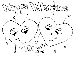 free printable valentine coloring pages for kids in printable valentines to coloring pages jpg