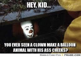 Funny Clown Memes - 25 best memes about happy thanksgiving meme happy thanksgiving