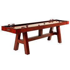 barrington 9 solid wood shuffleboard table 108 shuffleboard table shuffleboard table solid wood and house games
