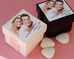 personalized favors personalized photo favor box kit gifts for your guests