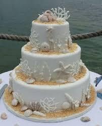 Cake Decorations Beach Theme - beach theme wedding cakes top design beach themed wedding cakes