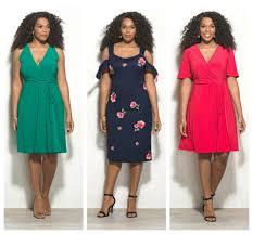 spring dresses we love from ashley graham u0026 dressbarn