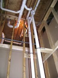 Basement Bathroom Ejector Pump How To Finish A Basement Bathroom Sewage Basin Vent Pipe