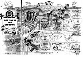Map Of Kansas City Mo A Look Back At The 3 Times Kansas City Hosted National Political