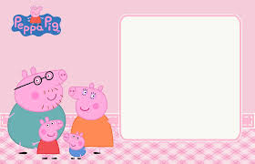 free printable peppa pig birthday kit 008 jpg 1102 709