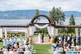 wedding flowers kelowna kelowna cedar creek winery eldorado hotel michele