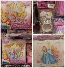 Disney Princess & Spider Man Birthday Party Supplies Found at