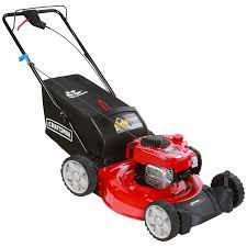 craftsman 6 25 engine torque rear wheel drive mower lawn