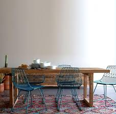 chairs to go with farmhouse table how to pair a dining table and chairs coombs design