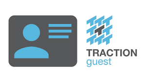 badge editor introduction visitor management system traction