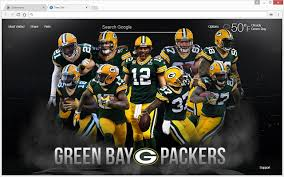 nfl green bay packers wallpapers hd new tab chrome web store