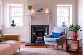 federation homes interiors modern federation living room sydney by brett