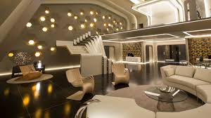 Most Luxurious Home Interiors Inside The Most Luxurious Set In Passengers Architectural