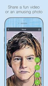 cartoon face animation creator on the app store
