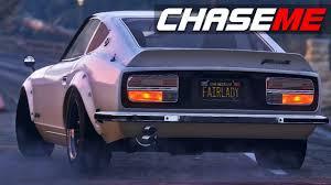 nissan fairlady 1969 chase me e21 1969 nissan fairlady z s30 youtube