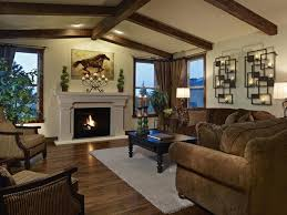Vaulted Living Room Ceiling Ideas For Decorating Rooms With Vaulted Ceilings Picture House